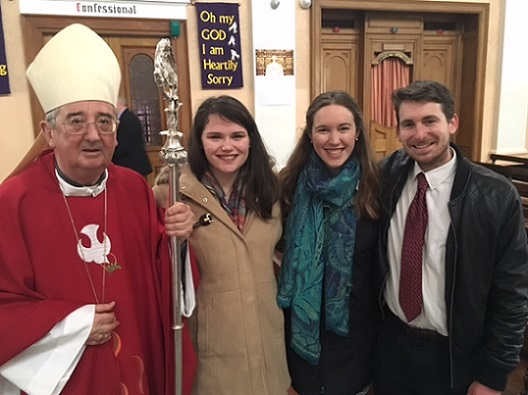 Archbishop Visit
